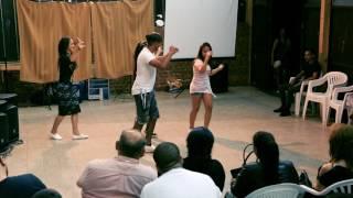 Táncosok - Roma Tehetségtábor | 2017