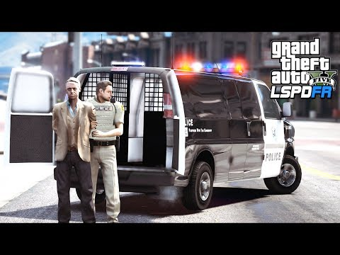 GTA 5 - LSPDFR Ep518 - Undercover Ford F-350 Truck Patrol!! - Iggy