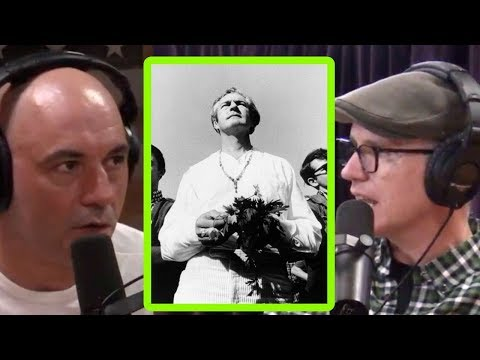 Timothy Leary: Terrible for Psychedelic Science? - Joe Rogan and Greg Fitzsimmons