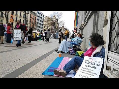 Ισπανία:Απεργία πείνας για την ταυτότητα φύλου