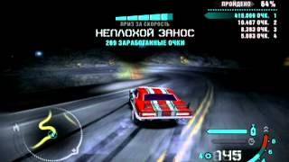 Занос NFS