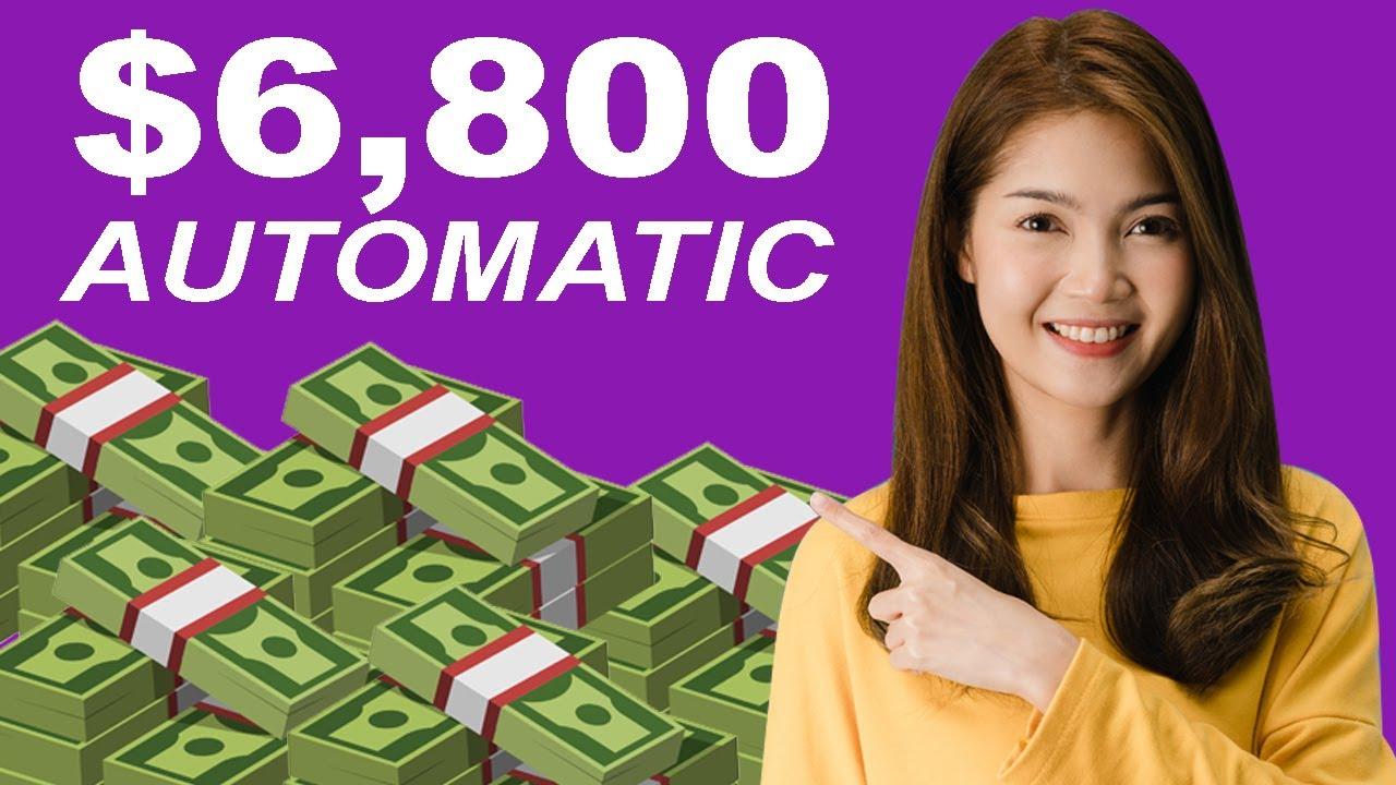Make money $6,800 Instantly Utilizing BRAND-NEW App!|Passive Earnings (Earn Money Online 2021)