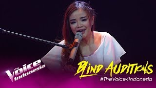 Vien - Over The Rainbow | Blind Auditions | The Voice Indonesia GTV 2019