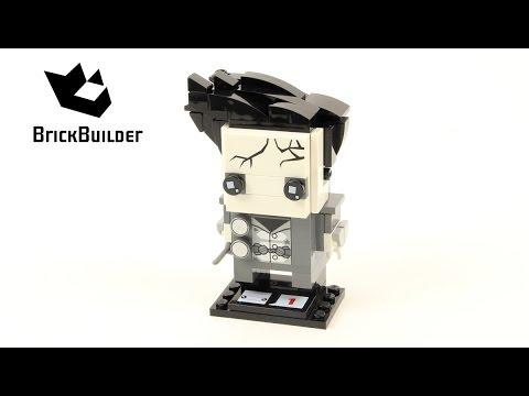 Vidéo LEGO BrickHeadz 41594 : Captain Armando Salazar