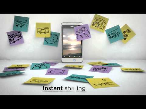 HTC Salsa - Official Ad
