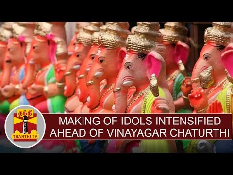 Making-of-Idols-Intensified-ahead-of-Vinayagar-Chaturthi-at-Tenkasi-Thanthi-TV