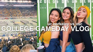 College Vlog - Parties, Game Day, USC Vs UC Berkeley Game