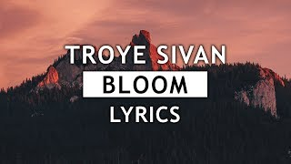 Gambar cover Troye Sivan - Bloom (Lyrics) 🌺