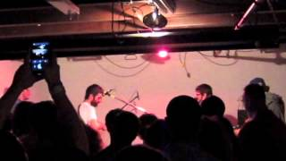 Titus Andronicus Show Live at Zink Shirts' Dark Room