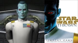 Thrawn's Triumphant Return to Star Wars Canon