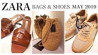 ZARA ||😱😱😱NEW STYLES | NEW IN | BAGS AND SHOES MAY 2019