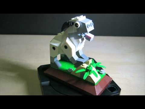 Vidéo LEGO Creator 40148 : L'année du Mouton