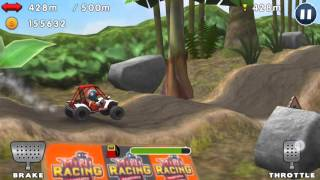 Mini racing adventures Android gameplay