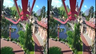 VR 3D-VR VIDEO 174 SBS Virtual Reality Video 2K