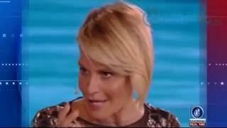 Simona Ventura, lite furibonda con Alfonso Signorini isola dei famosi Le Ultime Notizie Di Oggi