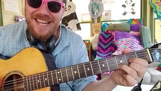 Common - Maren Morris, Brandi Carlile // easy guitar tutorial beginner lesson