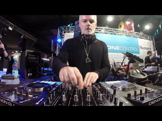 Denon DJ MCX8000 at DanceFair 2016