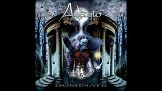 Adagio - Dominate Full Album + JP BONUS Track (English Lyrics & Legendado em português)