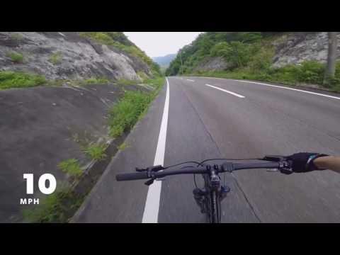 GoPro - High Speed Challenge(MTB Slick Tire)