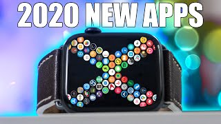 NEW Apple Watch apps that make your Apple Watch AWSOME!!!