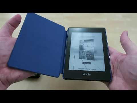 Amazon Kindle Paperwhite 2016 vs 2018
