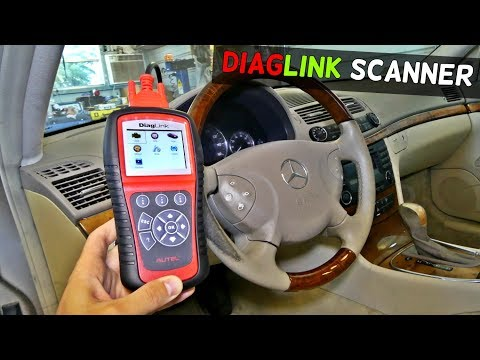 Autel Code Reader Diaglink Diagnostic for ABS, SRS, Engine, Transmission etc, EPB, Oil Reset