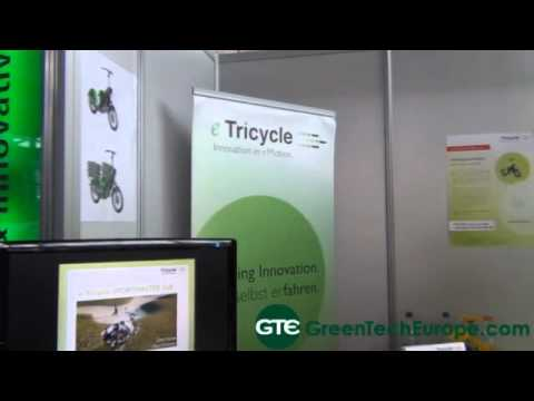 Prosper e-mobility Interview: eTricycle