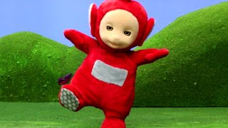 Teletubbies | Dirty Knees | WATCH ONLINE | Teletubbies Stop Motion | Videos For Kids