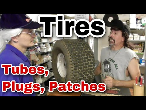 Taryl's Tire Repair Video: Tubes, Plugs, Patches and More