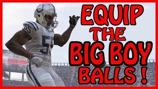 BIG BOY BALLS EQUIPPED!!  - Madden 16 Ultimate Team | MUT 16 XB1 Gameplay