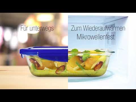 Pyrex - Cook&Go Frischhaltedose