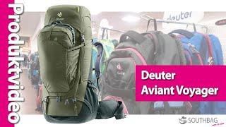 Deuter Trekkingrucksack Aviant Voyager - Produktvideo