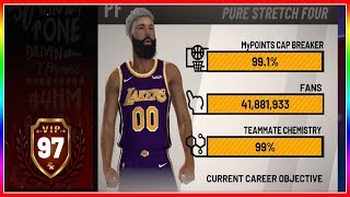 GETTING MASCOTS 98 OVERALL RIGHT NOW PURE STRETCH! 99%