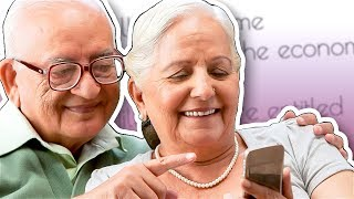 YOUR GRANDPARENTS WILL LOVE THIS MEME | Meme Couch
