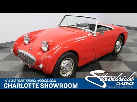 Video of '58 Sprite - QC6A