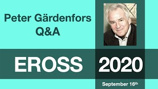 Peter Gärdenfors: Q&A Session