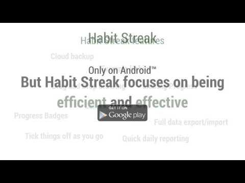 Video of Habit Streak