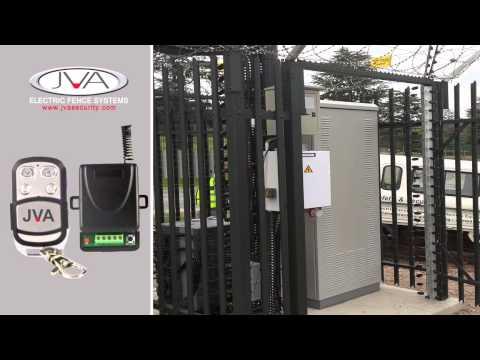 JVA Electric Fence Remote