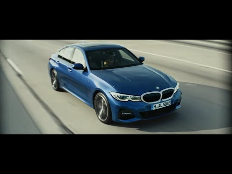 全新世代BMW 3系列 - THE ULTIMATE SPORTS SEDAN.