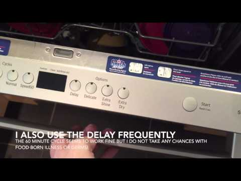 Bosch – Ascenta 24″ Tall Tub Dishwasher Review