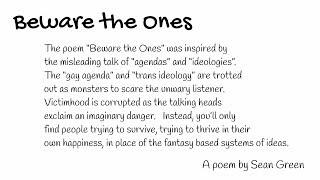 Beware the Ones
