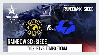 US Division 2020 Play Day 10 - Disrupt vs. Tempo Storm