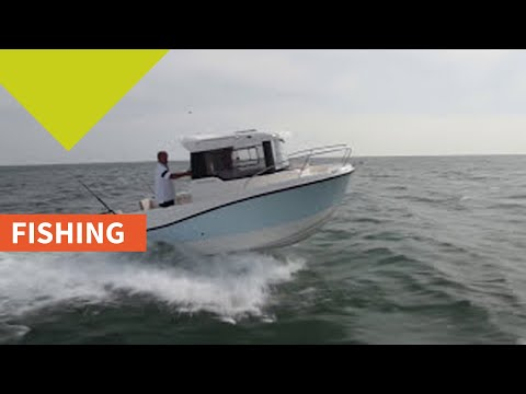 Quicksilver 555 Pilothouse video