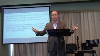19 Mars 2017 Romakëve 9:30-33 Pse dikush e hedh poshtë shpëtimin e Perëndisë? Pjesa 2