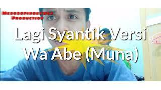 Cover Lagi Syantik Versi Muna...