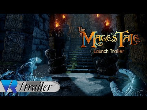The Mage's Tale - Launch Trailer thumbnail