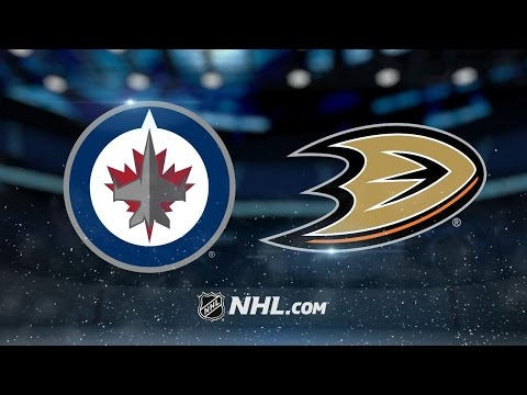 Cogliano, Bernier send Ducks past Jets, 3-1