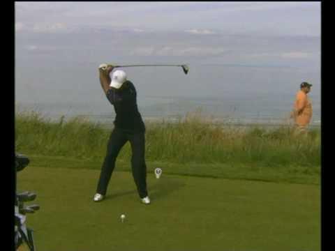 Flat Left Wrist - Driver Swing - Tiger — GolfWRX
