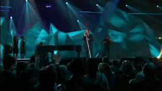 Johnny Reid - Dance with Me at the 2010 Juno Awards