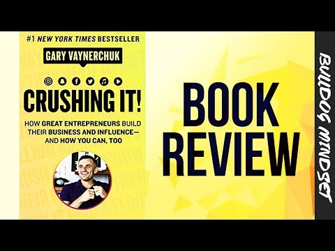 Crushing It (Book Review)